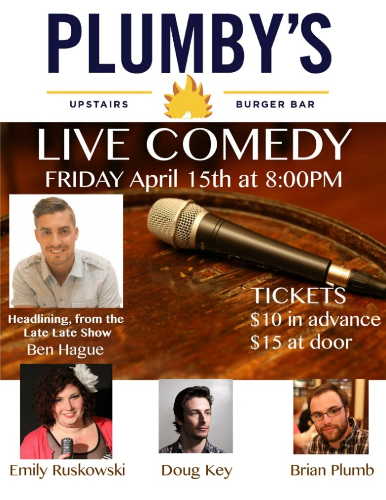 plumby's comedy