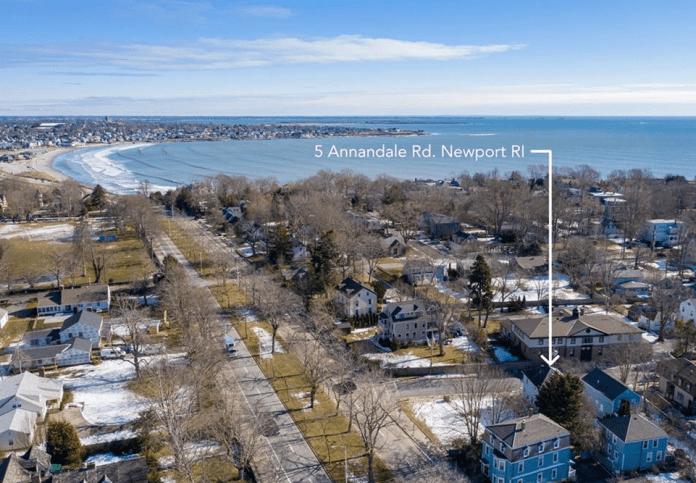 5 Annandale Road, Newport, RI