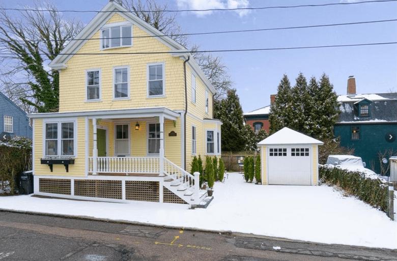 24 Walnut Street, Newport, RI