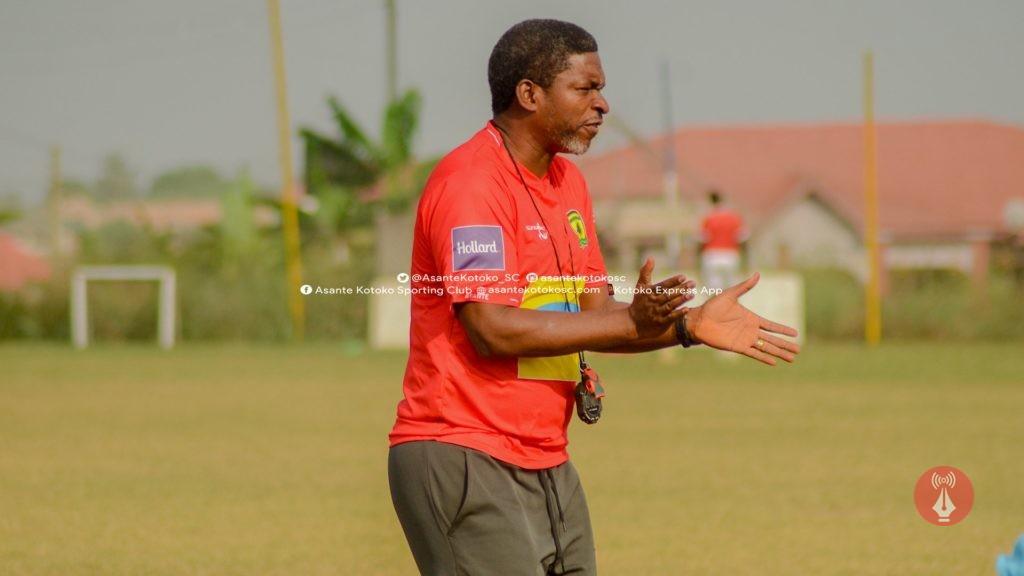Kotoko coach Maxwell Konadu to prune down squad to 27 ahead of new ...