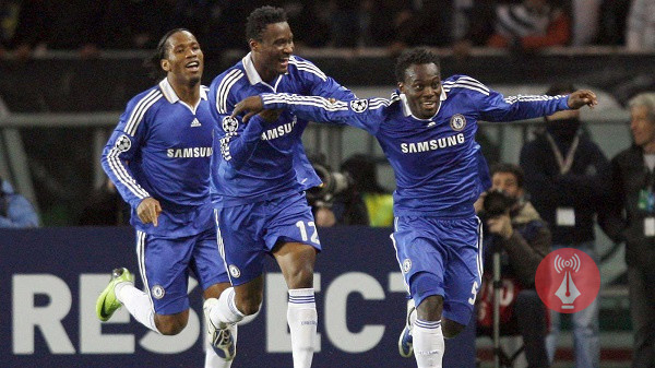 Essien, Drogba make Mikel Obi's greatest African teammates list | Whatsup  News