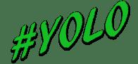 #yolo green Icon