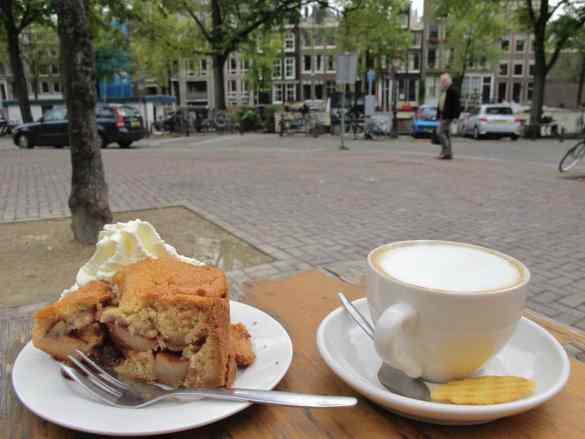 Dutch apple pie, the best Dutch treat