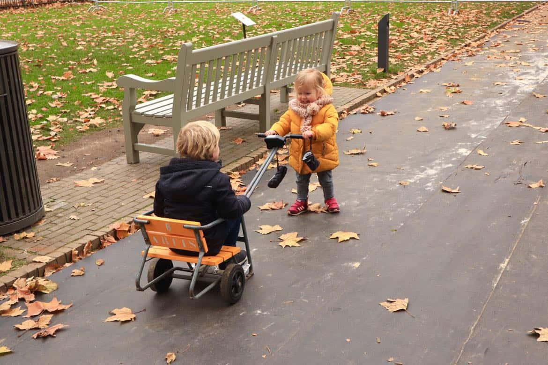 kids Amsterdam Zoo