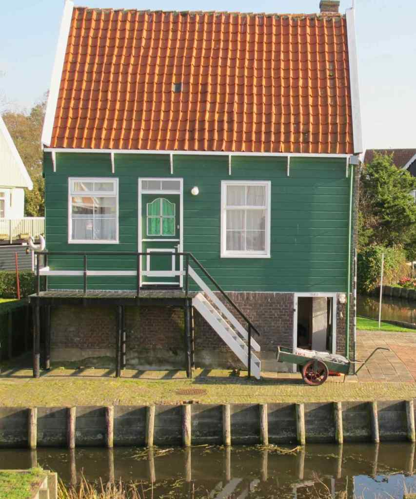 Marken village Holland