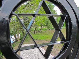 Jewish cemetary from 1714 at Flevopark