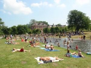Westerpark children's pool