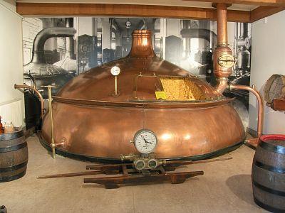 Beer kettle