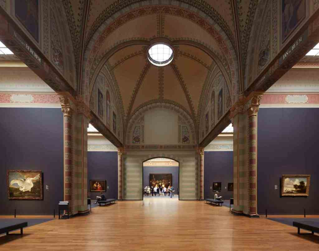 Gallery of Honour Rijksmuseum Amsterdam