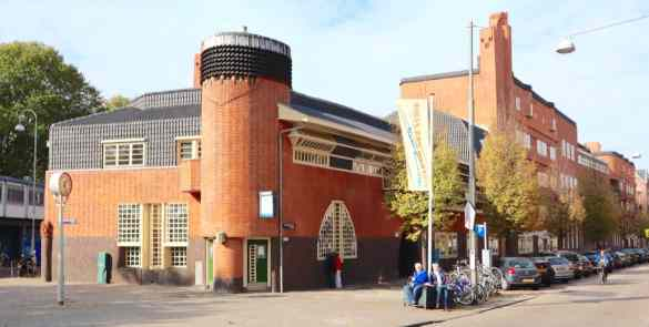 Museum Het Schip, Amsterdam