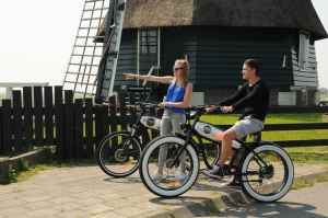 bike rent monnickendam