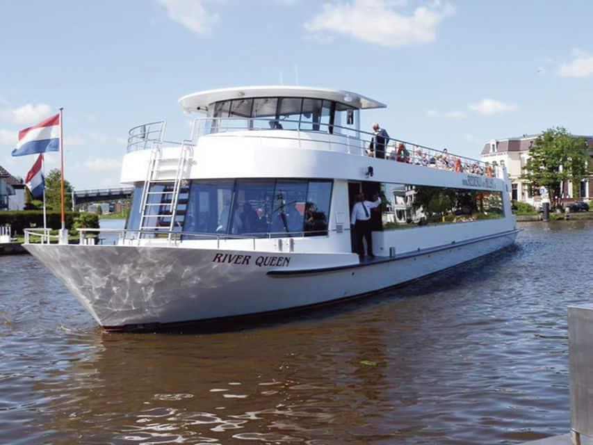 Keukenhof garden boat tour