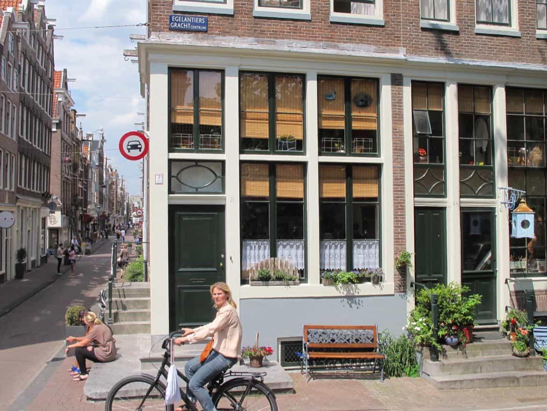 Jordaan Egelantiersgracht Amsterdam