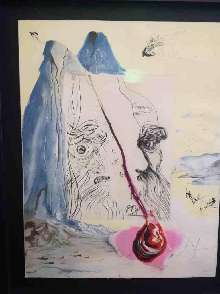 Salador Dalí