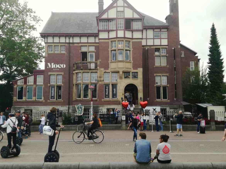 Banksy Museum Amsterdam