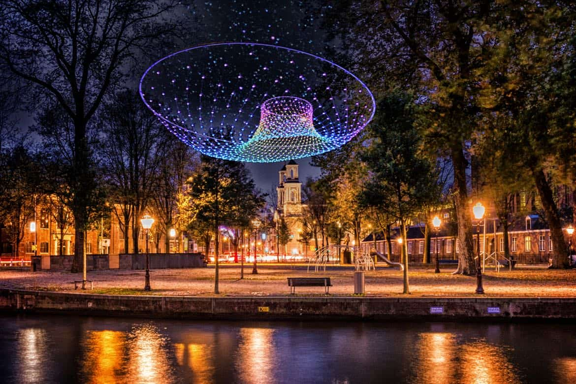 The amazing Amsterdam Light Festival season 2019 - 2020