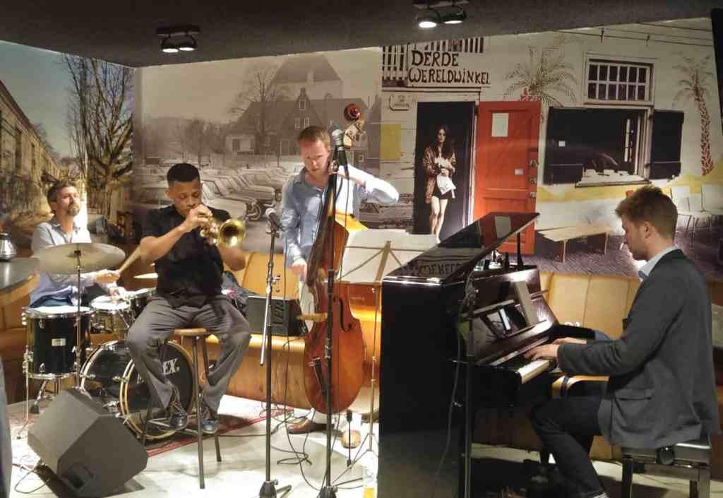 Amsterdam Jazz Nell