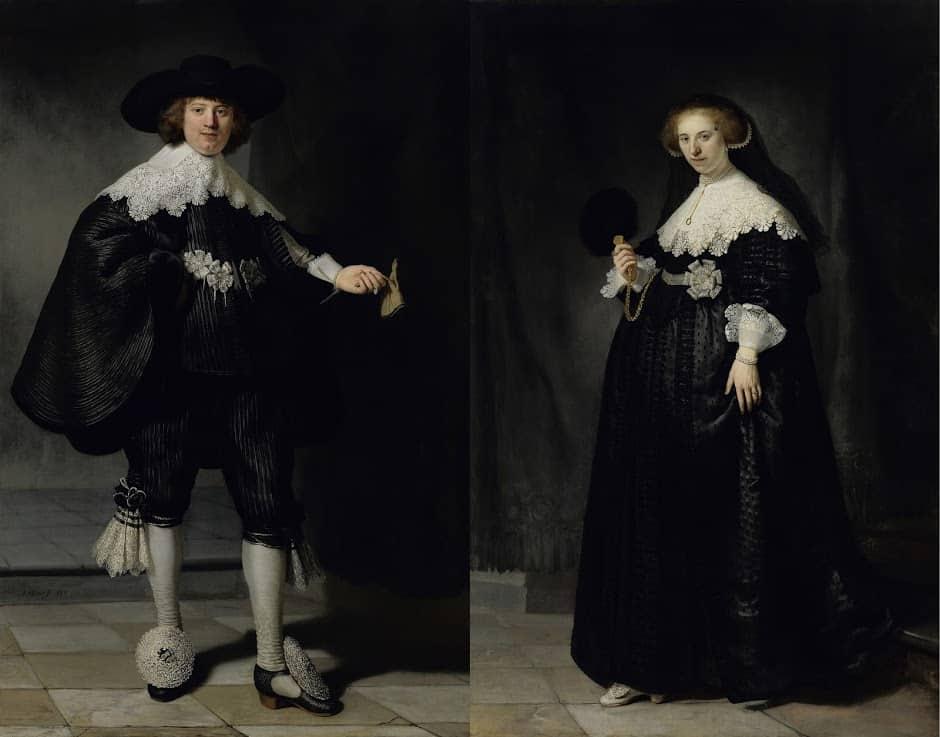 Portrait of Marten Soolmans