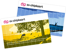 Ov chip card Holland