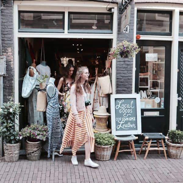 Language no problem in Amsterdam