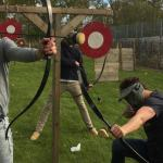 archery in amsterdam for groups