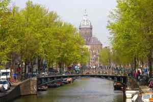 What's up with Amsterdam