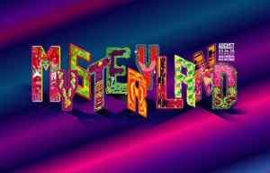 Logo Mysteryland 2019 Amsterdam music festival