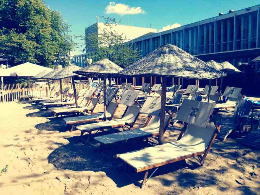 city beach Strand Zuid