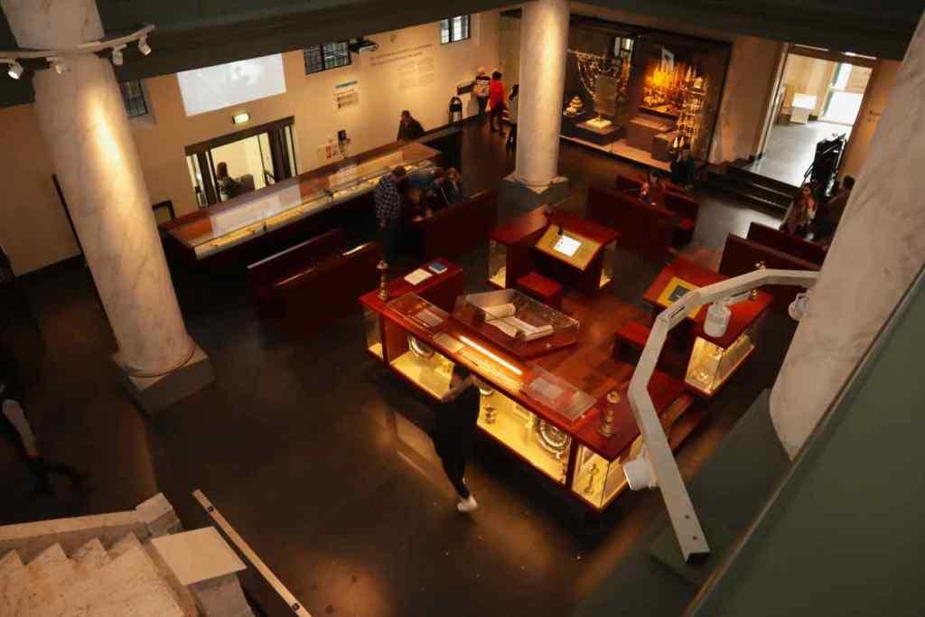 synagogue museum amsterdam
