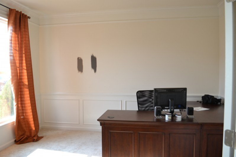 office room makeover