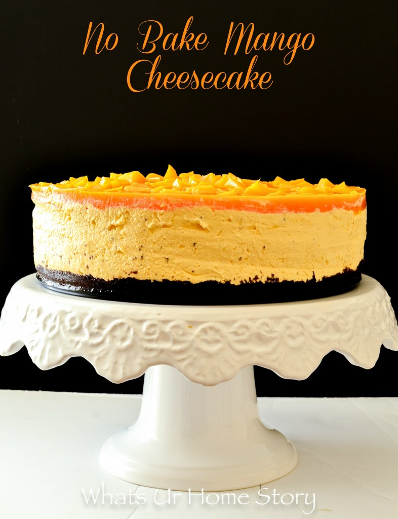 wow-your-guests-with-this-easy-no-bake-mango-cheesecake-recipe