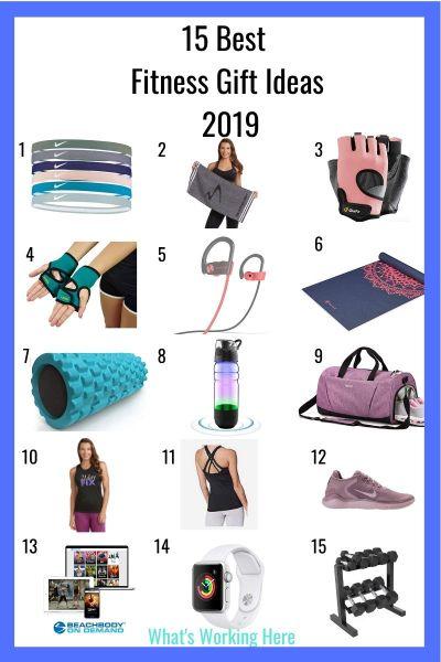 15 Fitness Gift Ideas