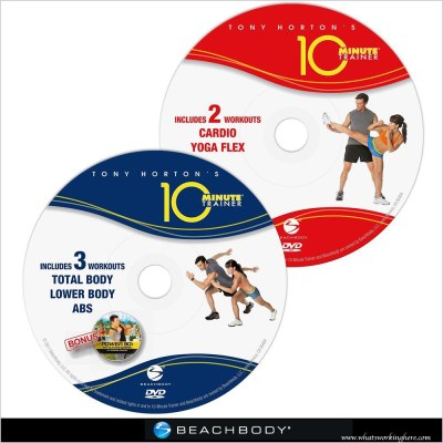 10 minute trainer dvds