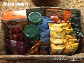 Mom & Dad's Snack Basket