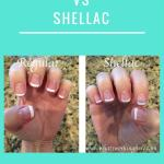 Regular Nail Polish vs. Shellac