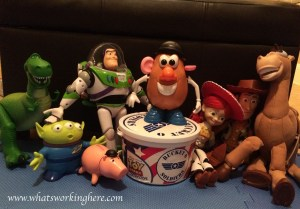 Toy Story Toy box