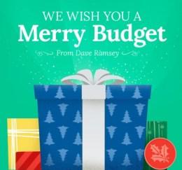 Merry Budget