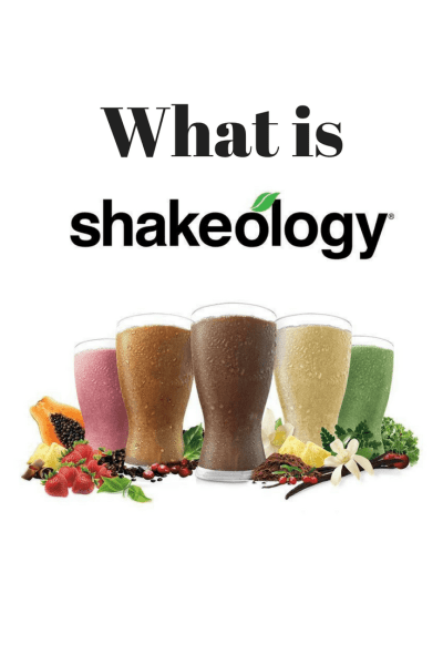 What is Shakeology