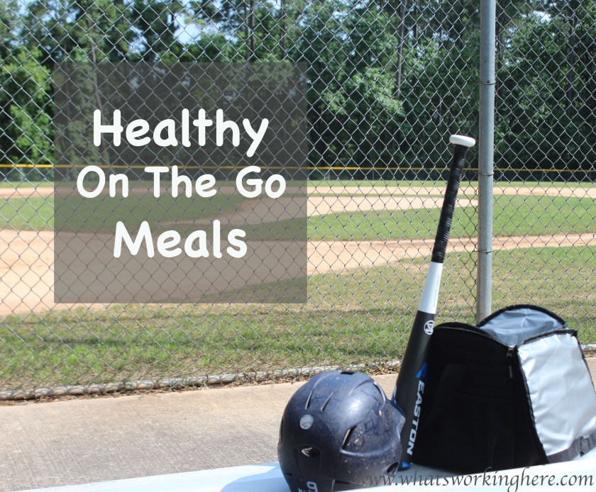 Healthy On the Go Meals