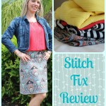 Springtime & Stitch Fix!- Review #13