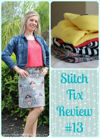 Stitch Fix Review 13