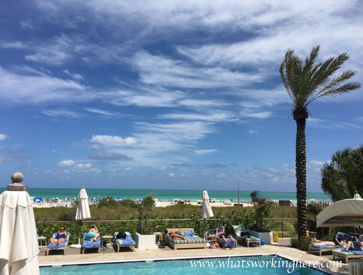 Stanton South Beach- Deco Blue