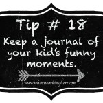Tip Tuesday | Tip #18