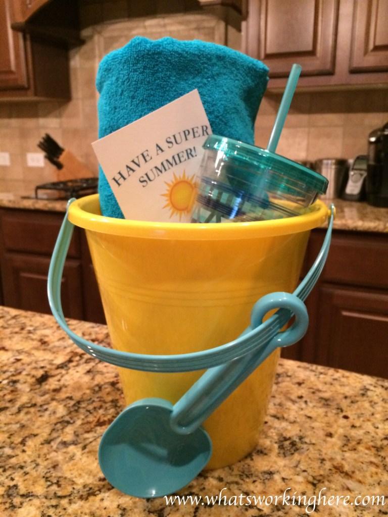 Super Summer Bucket