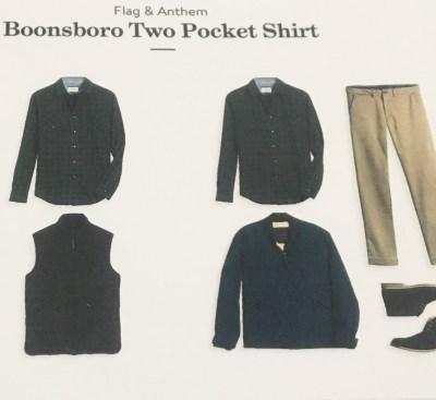 Flag & Anthem Boonsboro Two Pocket Shirt