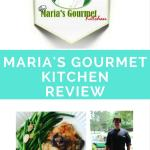 Maria's Gourmet Kitchen – Meal Kit Review