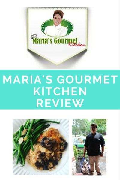 Maria's Gourmet Kitchen Review