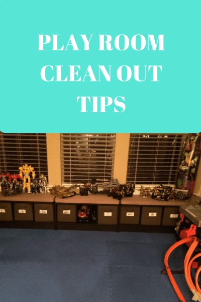 Play Room Clean Out Tips