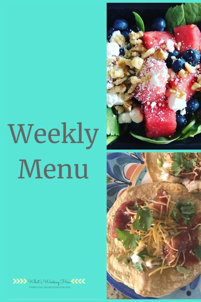 August 4 Menu - Eating Out on 80 Day Obsession