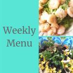 Bikini Ready Meal Plan – Weekly Menu 2/24/19